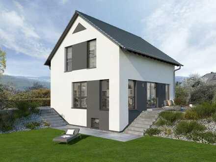 Wohnen mit Raum für Familie: Haus mit Keller
