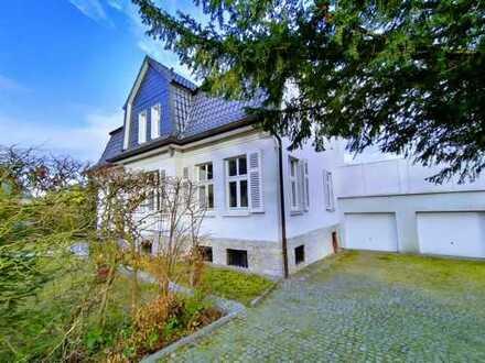 Großzügige Jugendstilvilla in zentraler aber ruhiger Lage von Barsinghausen