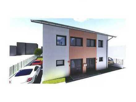 Neubau KFW 70 Doppelhaushälfte in ruhiger Lage