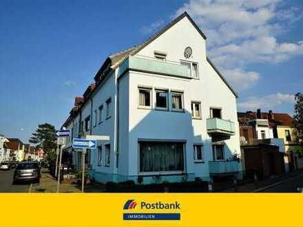 Top renovierte 3-Zimmer Eigentumswohnung mit Balkon / Keller, ruhig und zentral in Walle