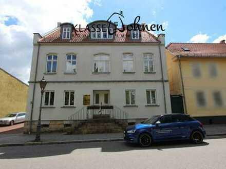 3 Raum- Wohnung mit Blick auf die Allee in Ballenstedt