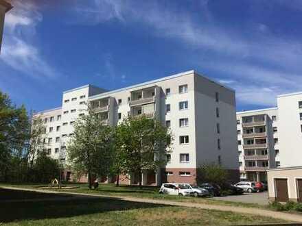 Bezugsfertige 2-Raum-Wohnung in Schwarze Pumpe zu vermieten