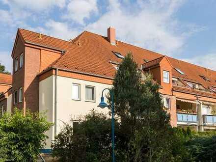 Kapitalanlage! Vermietete 3-Zimmer-Eigentumswohnung direkt am Waldrand von Grünheide nahe Berlin