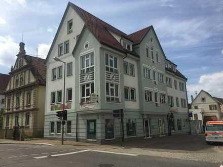 Großzügige Büroetage in Citylage - Ehingen