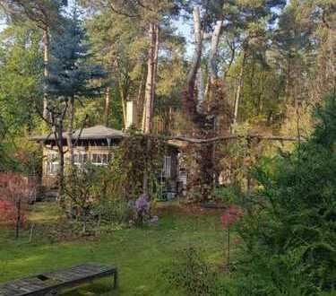 Schönes Baugrundstück in Waldrandlage