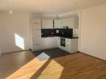 Neubau!!! 2-Zimmer mit großer Dachterrasse zu vermieten