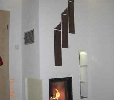 **1 A Energieeinsparung** Hochwertige modernisierte 3 Zi - Wohnung mit Designer - Kachelofen
