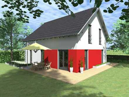 Frei geplantes Einfamilienhaus in Engelsdorf