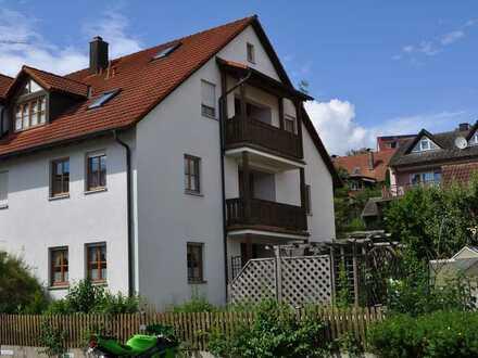 Schöne Wohnung in Absberg, 300m zum Brombachsee