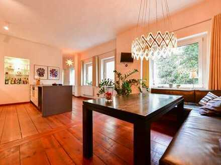 Eigentumswohnung_6 Zimmer_Innenstadtlage_190qm Wohnfläche_über 4 Etagen_2 x Bäder_1 x Abstellraum