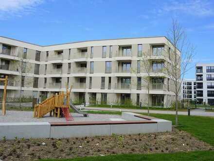 Erstbezug! Sehr schöne 2 Zimmer-Neubauwohnung mit Einbauküche, S-Bahn Nähe! Top!