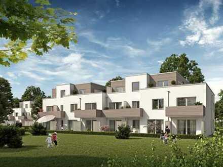 familienfreundliche 4-Zimmerwohnung mit großer Terrasse