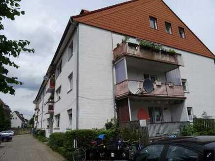 Gemütliche und ruhige 2 Zimmer Wohnung mit Balkon nähe Kanal