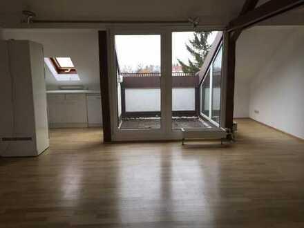 Schönes, geräumiges Loft-Apartment in München, Obersendling