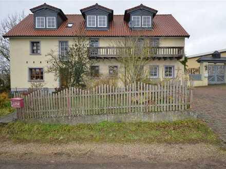 5-Zimmer-Doppelhaushälfte (ehem. Bauernhaus) mit EBK in Blankenheim, Euskirchen (Kreis)