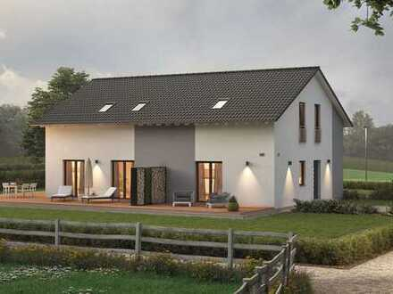 Großzügiges modernes Doppelhaus in Heltersberg