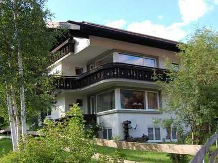 Großzügige 3-Zimmer-Wohnung mit Terrasse in Bad Hindelang OT Oberjoch als Ferienwohnung
