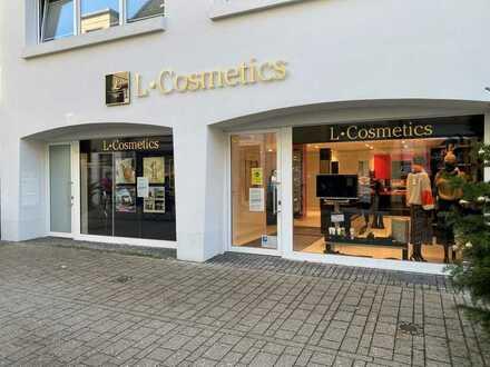 Top-Saniertes Ladenlokal in bester Innenstadtlage von Kempen
