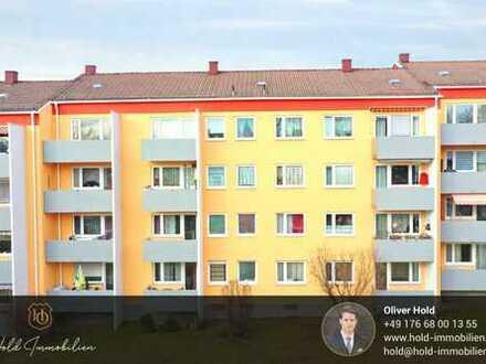 Apartment als Kapitalanlage - vermietete 2-Zimmer Wohnung