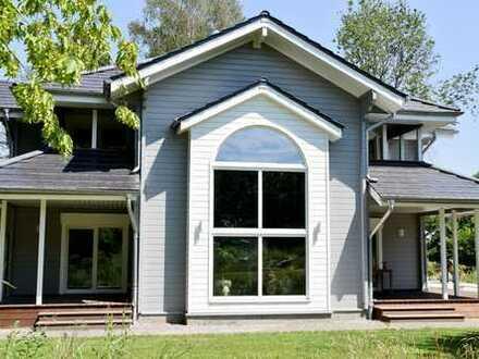 ~~Ein Wohntraum der Superlative in US-Chalet-Stil, ohne direkte Nachbarn~~
