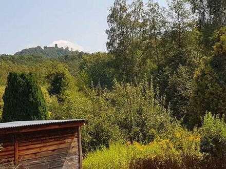 +++Schönes Baugelände mit Bachlauf, Panoramablick, Südausrichtung in ruhiger Lage+++