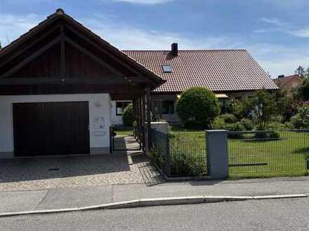 Einfamilienhaus mit großem Garten in Fürstenfeldbruck