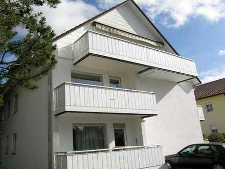3-Zimmer-Eigentumswohnung mit großem Südbalkon in Bad Wörishofen