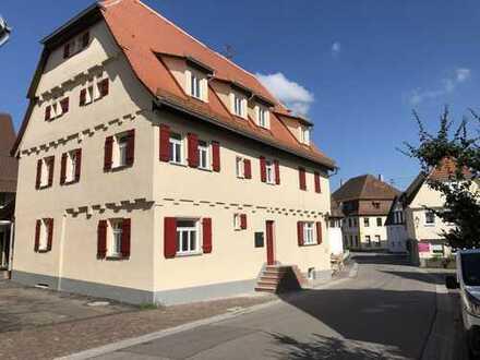Neubezug einer Denkmal-Immobilie in Weil der Stadt, Merklingen