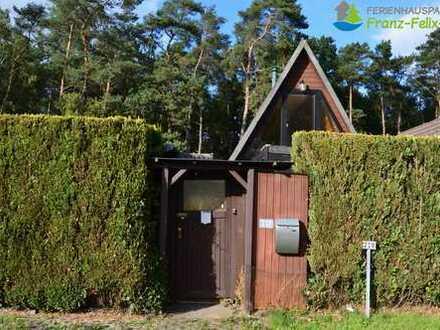 Mobilheim in schöner Lage direkt am Wald!