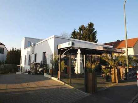 Modern, hell und repräsentativ: Büro vom Feinsten mit Dachterrasse!