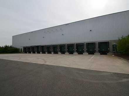 Leipzig, Top 9.400 m² Logistikflächen, speziell für Automotive geeignet
