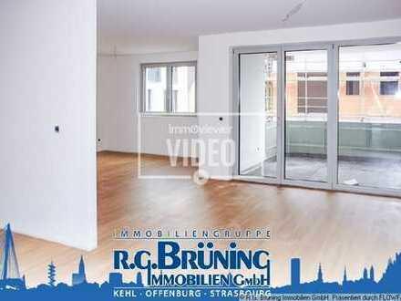 Neubau - 3 Zimmerwohnungen in Kehl Stadt