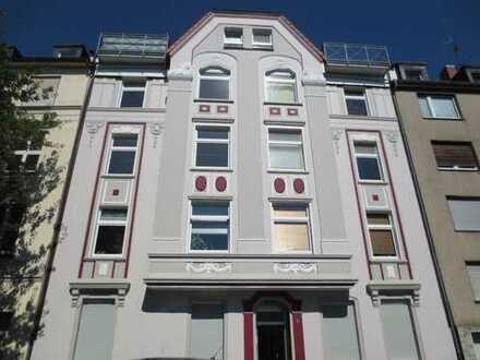 WIT-City: Schöne renovierte 62qm Altbau-Whg. mit Balkon