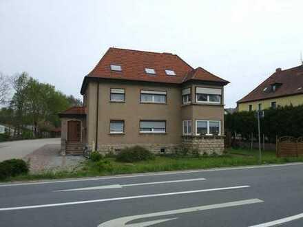 Mehrfamilienhaus im Grünen