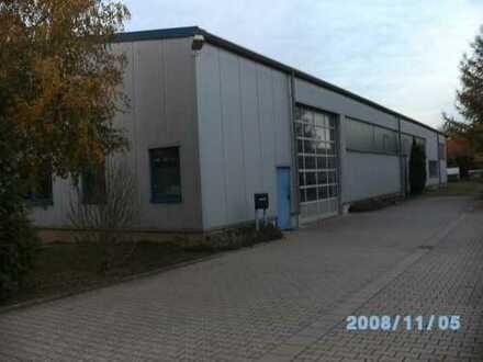 Industriehalle in Sinzig/Rhein