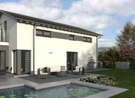 KFW 55 Einfamilienhaus mit Miele- Markenküche oder Garage oder Kaminofen oder...... und Bauplatz