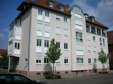 Zentral & ruhig: Großzügige Eigentumswohnung mit Terrasse und Balkon in bester City-Lage in Landau