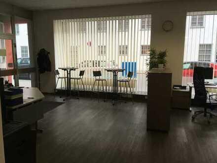 Zentrales Büro, Laden, Verkaufsraum in Stadtmitte
