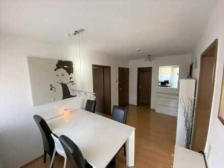 Sofort bezugsfreie 3 Zimmer-Wohnung mit Süd-Terrasse und TG-Stellplatz in herrlich ruhiger Lage
