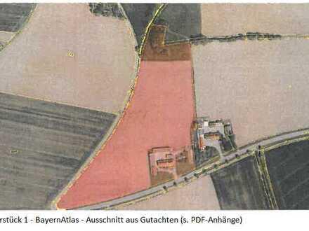 Landwirtschaftliche Fläche Halslangkreit - Taxberger Breite - Verkauf im Bieterverfahren