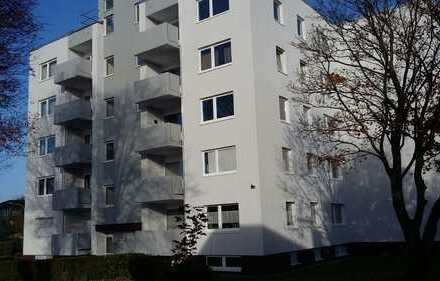 Schöne und gut geschnittene 3-Zimmer-Wohnung mit Balkon in ruhiger Lage