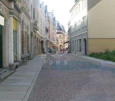 Ladenfläche 775 m² projektiert im EG (teilbar)-Front: 40 m in 07973 Greiz/Thür. in Top-Fußgängerzone