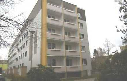 Vermietete 2-Raum Wohnung mit Balkon für Kapitalanleger