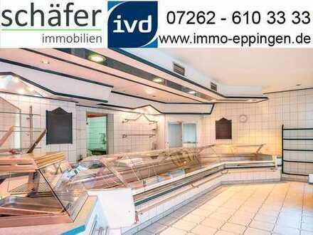 Doppelpack! - Wohn- und Geschäftshaus in Eppingen