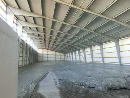 Moderne Lagerhalle - Neubau