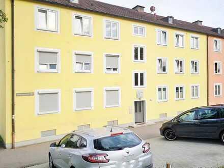 Top renovierte Etagenwohnung in Memmingen