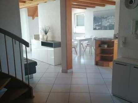 5,5-Raum-Wohnung mit Balkon und Einbauküche in Gottmadingen
