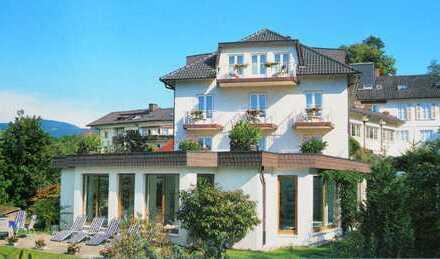 Ein Juwel im Kurort Badenweiler - Wellness-Hotel nahe zum Kurpark und Park der Sinne gelegen