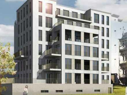 Neubau-Mehrfamilienhaus in Top-Lage