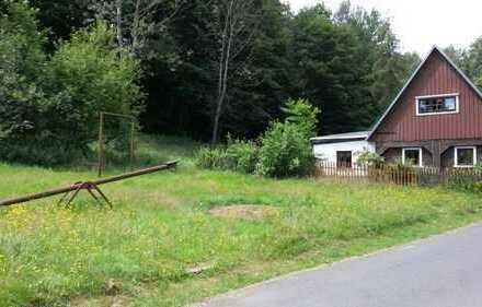 **Baugrundstück im Luftkurort Lückendorf im Dreiländereck D/PL/CZ-Zittauer Gebirge**